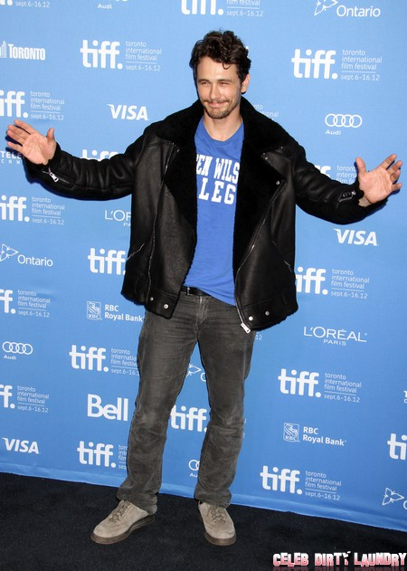Report: Kristen Stewart And James Franco Date At TIFF