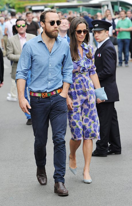 Kate Middleton Upset As James Middleton Distracts