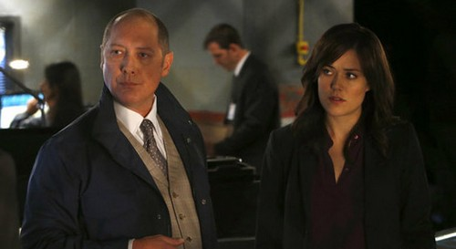The Blacklist's Megan Boone Faces Fan Backlash For Weak Performance - Can't Compete With James Spader