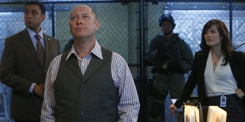 The Blacklist's James Spader On Set Secrets Revealed