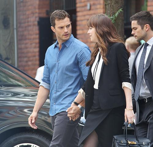 Jamie Dornan S Controlling Wife Amelia Warner Won T