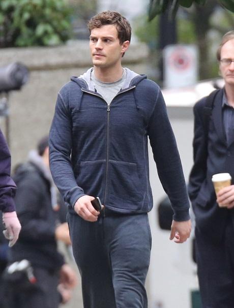 'Fifty Shades of Grey' Oscar Buzz - Screenwriter Kelly Marcel Says Jamie Dornan Will Win Oscar For Christian Grey Role