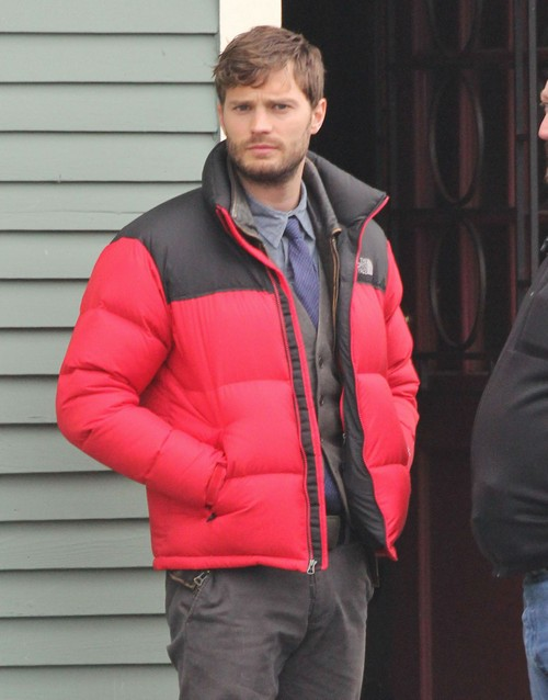 Exclusive... Jamie Dornan Makes A Return To 'Once Upon A Time'