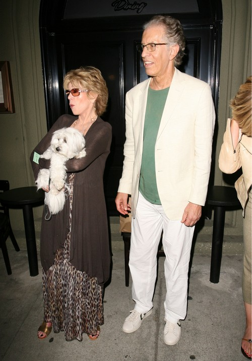 Jane Fonda and Richard Perry Split: Break Up Over Parkinson's Disease Issues?