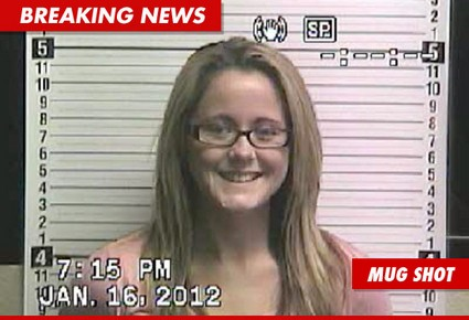 Teen Mom Jenelle Evans Arrested Yet Again In North Carolina