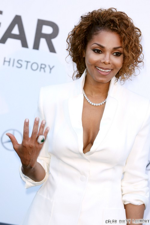 Janet Jackson Cuts Off Michael Jackson's Freeloading Brothers - Report