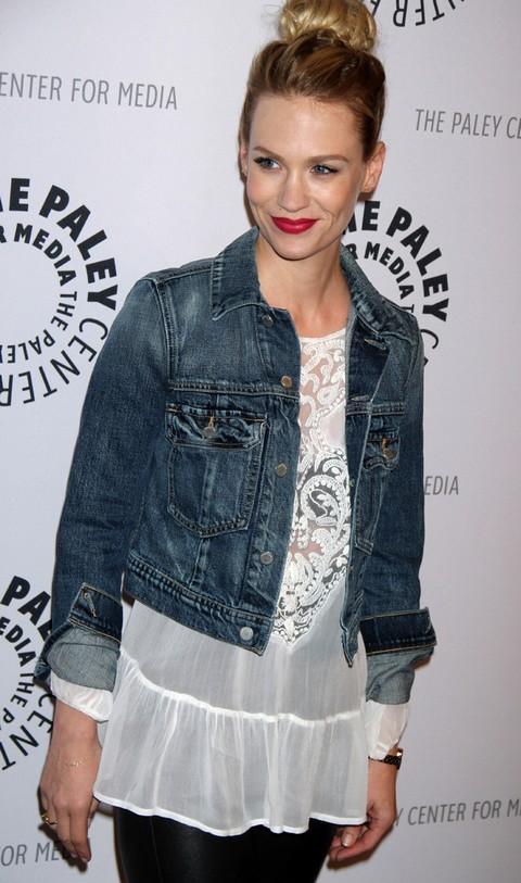 Liam Hemsworth And January Jones Dating As Miley Cyrus In Denial - Report