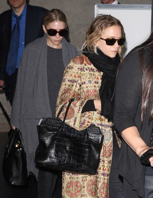 Jared Leto and Ashley Olsen Hook-Up - Weird Couple Dating?