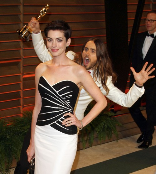 Angelina Jolie Meets With Ex-Lover Jared Leto Behind Brad Pitt's Back - Report