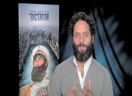 CDL Exclusive Interview: The Dictator's Jason Mantzoukas Talks About The Movie (Video)
