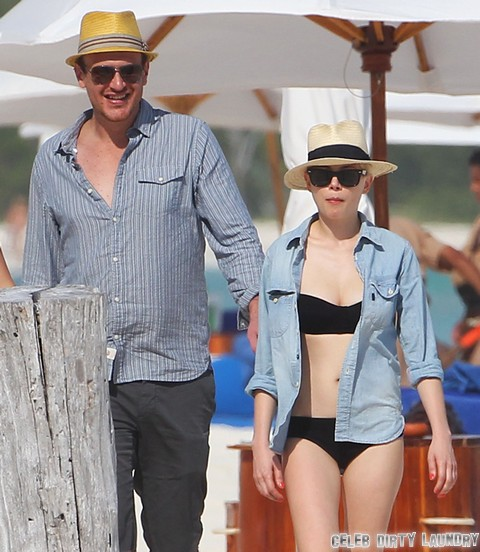 Jason Segel Sobers Up To Win Michelle Williams Back - AA Meetings Set Him Straight