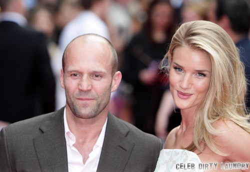 Jason Statham Partying With Other Women Driving Rosie Huntington-Whiteley Away - Breakup and Jealousy?