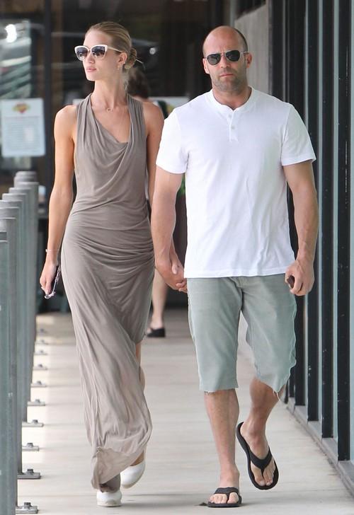 Jason Statham And Rosie Huntington-Whiteley Engaged ...