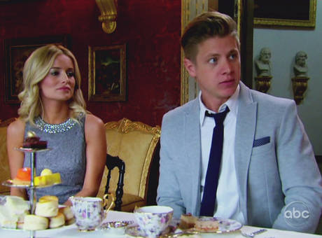 Emily Maynard and Jef Holm Split - Engagement Off!