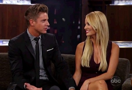 Jef Holm Wants A Polygamous Relationship With The Bachelorette Emily Maynard?