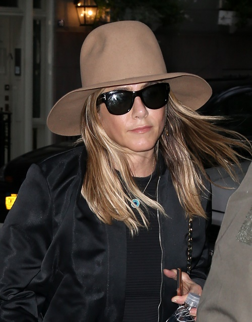 Justin Theroux opens up about his split with Jennifer Aniston images