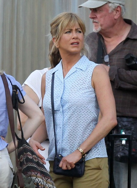 Jennifer Aniston Needs to Know Her Boobs Are Past Their Shelf Life