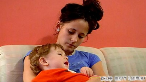 Jenelle Evans Abandons Son Jace To Get High With Husband Courtland Rogers