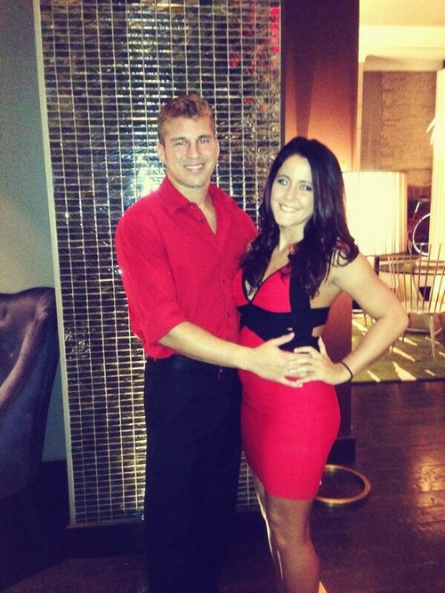 Jenelle Evans Pregnant by Nathan Griffith - Teen Mom 2 Pregnancy