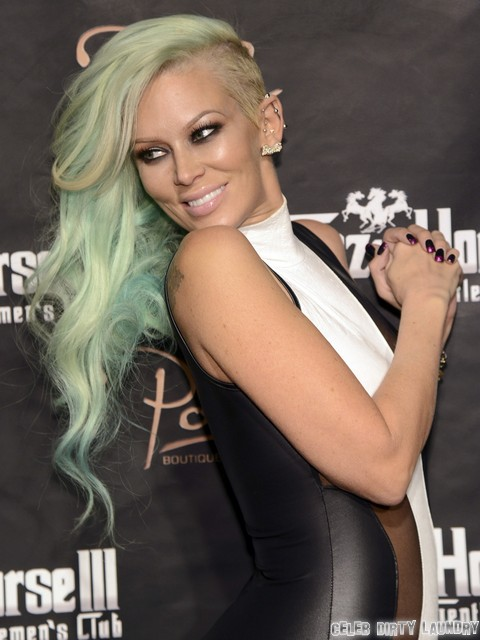 Jenna Jameson Arrested For Battery - Out Of Control Porn Star In Handcuffs Again