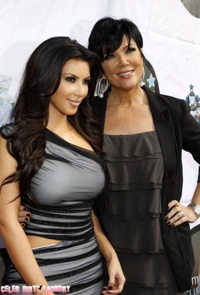 Kris Jenner Ordered Kim Kardashian Make Sex Tape, Kris Humphries Claims 0621