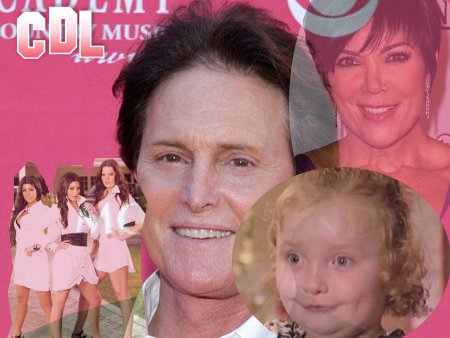 My Dream Time with Bruce Jenner