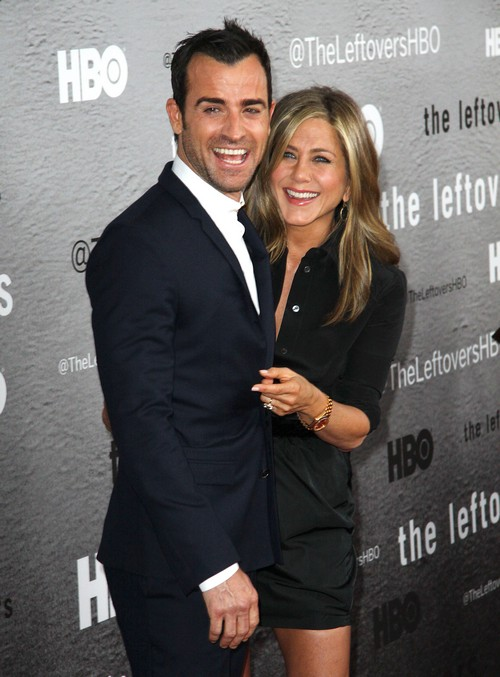 Jennifer Aniston and Justin Theroux Break-Up: Relationship Split - Red Carpet a Farewell Performance? (PHOTOS)