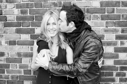 Jennifer Aniston and Justin Theroux's Latest Pics!