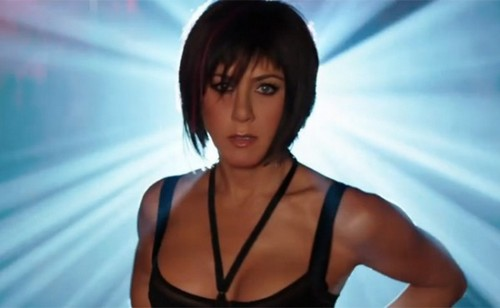 Jennifer Aniston Shows Off Nipples And Extra Skin With New 'We're The Millers' Stripper Photos
