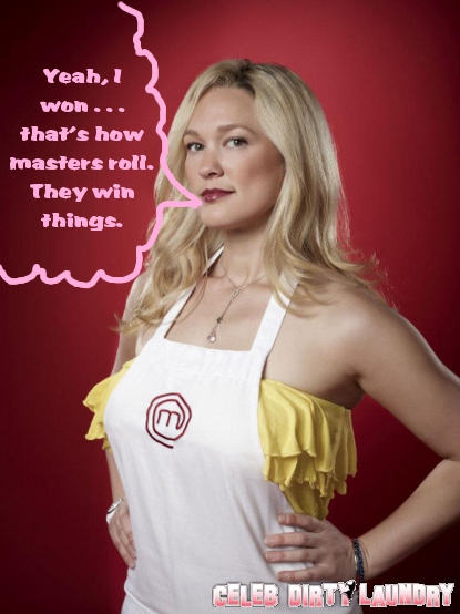 Jennifer Behm Wins The Second Season of MASTERCHEF!
