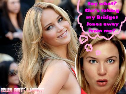 Bye, Bye, Renee Zellweger! Jennifer Lawrence Wants To Play Bridget Jones, Says It's Her Dream Role