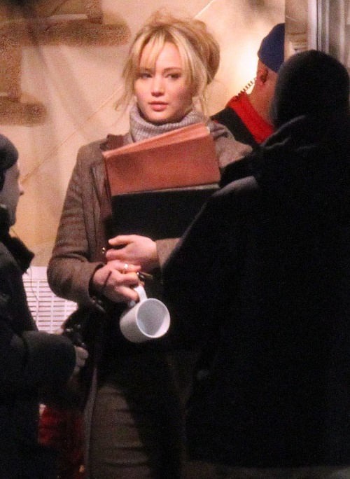 Jennifer Lawrence And Harvey Weinstein's Showdown With David O. Russell - Epic Screaming Match On Set Of 'Joy'