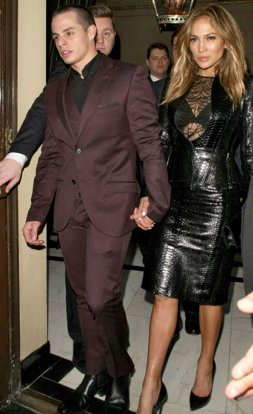 Jennifer Lopez Seeks In Vitro Therapies To Get Pregnant With Casper Smart's Baby!