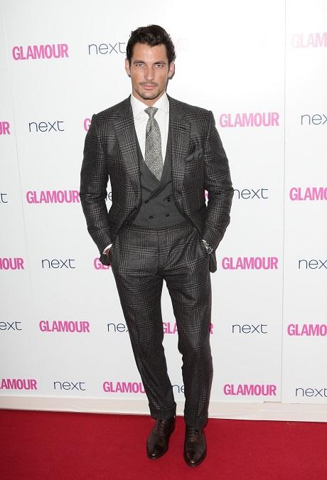 Jennifer Lopez Dating Model David Gandy: Cheating Ex Casper Smart Erased From Her Mind