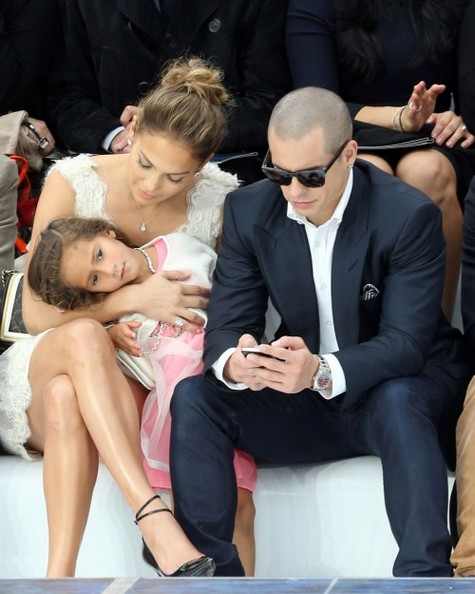 Jennifer Lopez Defends Taking Daughter To Chanel Fashion Show