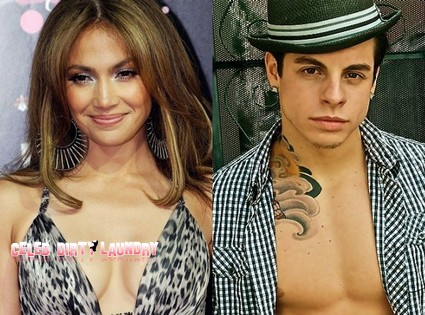 Jennifer Lopez Parades Toyboy Casper Smart In Front Of American Idol Judges