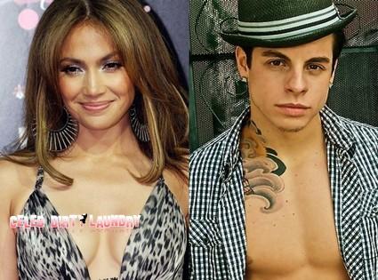 Jennifer Lopez Parades Toyboy Casper Smart In Front Of American Idol Judges