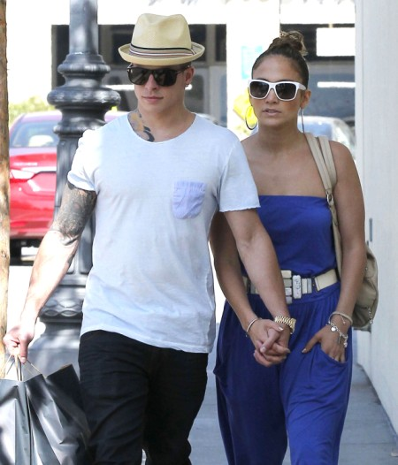 Jennifer Lopez Pitches Casper Smart For New Reality Show 0523