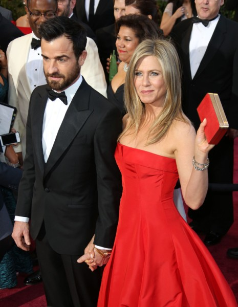Jennifer Aniston Worried Justin Theroux Using Her Fame For His Career Since He Won't Marry Her 0621