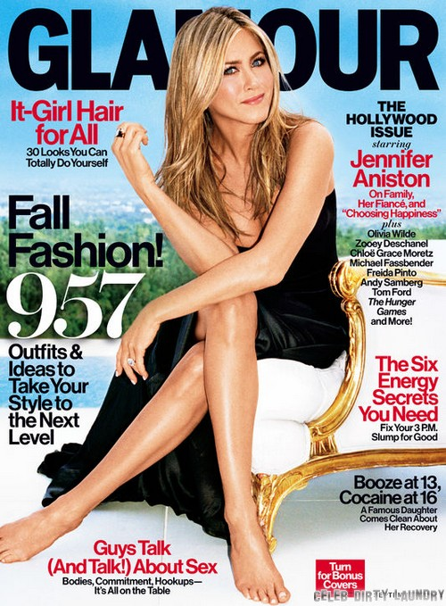 Jennifer Aniston Says Happiness Is A Choice, Of Course It Is When You're A Millionaire