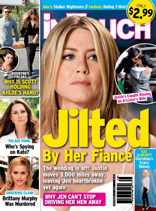 Jennifer Aniston and Justin Theroux Separate and Live Apart: Wedding Off as Justin Pulls Plug on Marriage