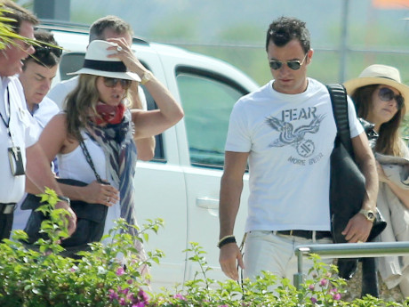 Jennifer Aniston Employs Star Power to Ensure Justin Theroux's Ex Heidi Bivens Stays OUT of L.A.