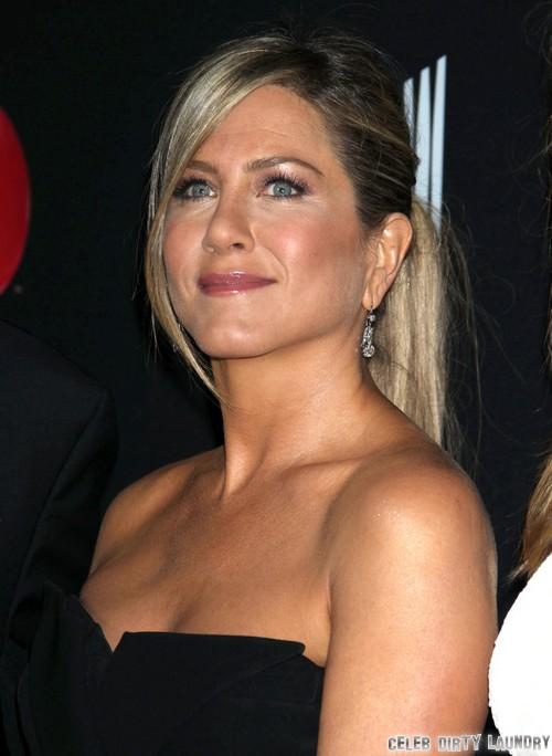 Jennifer Aniston Pulls A Gwyneth Paltrow, Adds That She Hates McDonalds