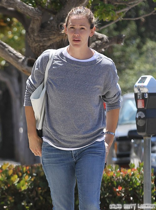 Jennifer Garner Warns Off Ben Affleck's Gone Girl Female Co-Stars - Stay Away From My Husband!