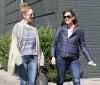 Jennifer Garner & Judy Greer Lunch At Tavern