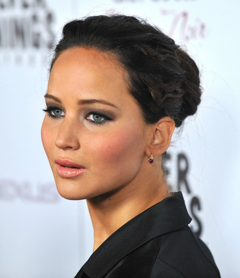 Jennifer Lawrence Voted The Most Desirable Woman of 2012