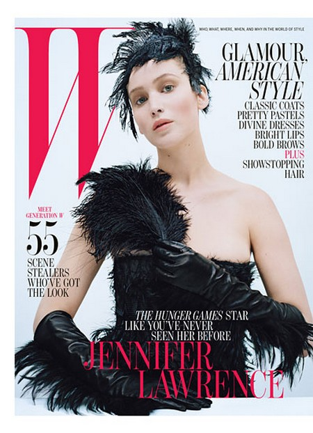 Jennifer Lawrence On Wearing Spanx
