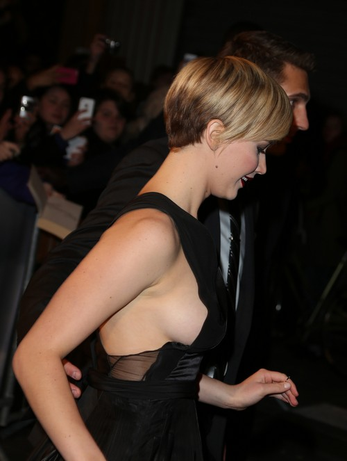 """Jennifer Lawrence Wants To Make It Illegal To Call People """"Fat"""" On Television"""