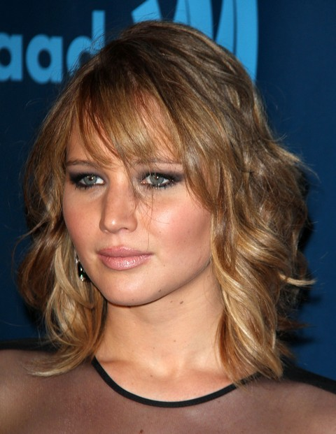 Jennifer Lawrence Forced To Cut Hair for X-Men: Days of Future Past? (PHOTOS)