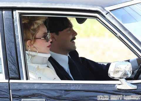Jennifer Lawrence Spotted Kissing Mystery Man On Set Of David O. Russell Film - New Boyfriend? (PHOTOS)